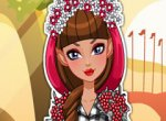 Ever After High Primavera Cerise Hood