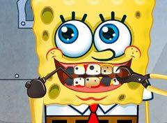 Bob esponja no Dentista