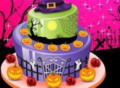 Bolo de Halloween