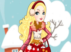 Ever After High Feitiço de Inverno