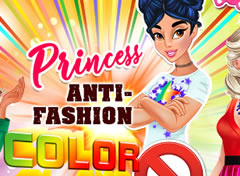 Princesas Anti-Fashion